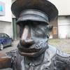 Cinema Usher Statue By Sculptor Vincent Browne
