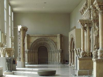 Cité De L'Architecture Et Du Patrimoine Inside