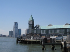 View Of City Pier A