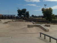 Ciudad Sk8 Parque