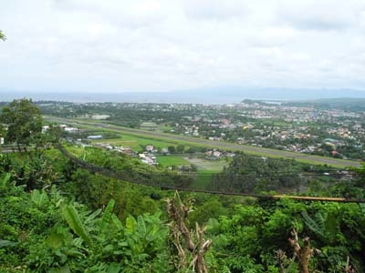 City View From Lignon Hill