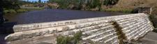 Clarendon Weir Panorama