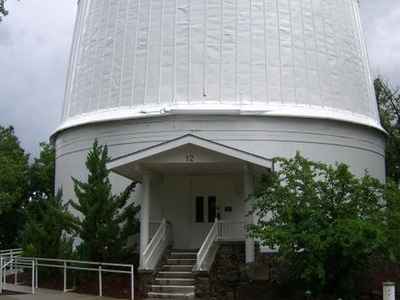 Clark Telescope Dome