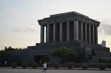 Close View Of Mausoleum