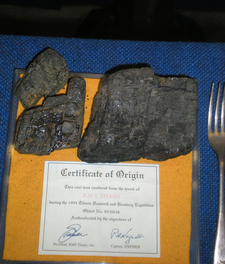 Coal From The Titanic