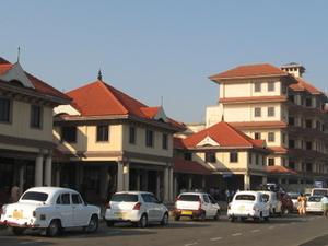 Aeropuerto Internacional de Cochin