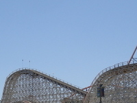 Colossus Six Flags Magic Mountain