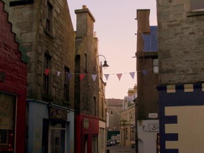 Commercial  Street  Lerwick
