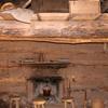Lenape Camp Fur Trader Log Cabin