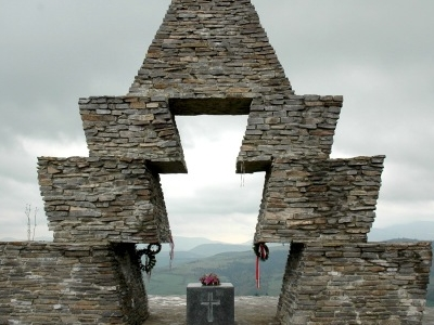 Conquest Memorial  Verecke