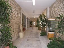 Corfu Archaelogical Museum Entrance Hall
