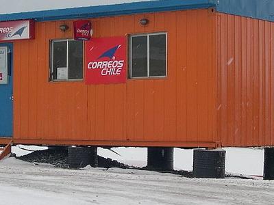 Correos De  Chile In  Antarctica