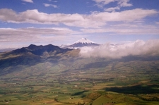 Cotopaxi From Corazon
