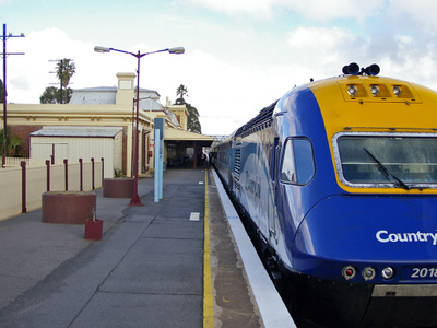 Junee Railway Station