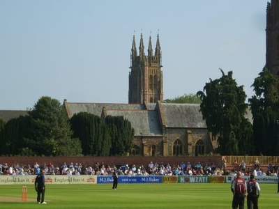 County Ground Taunton Churches