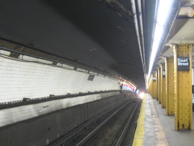 BMT Fourth Avenue Line Platform