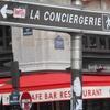 Conciergerie Sign