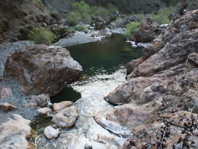 Crabtree Hot Springs