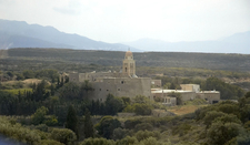 General View Of Toplou Monastery