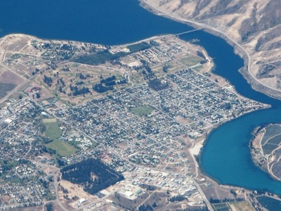 Cromwell Aerial View
