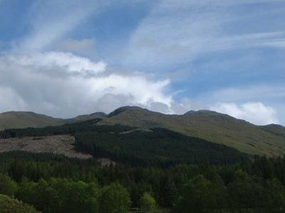 Cruach  Ardrain From  Glen  Falloch