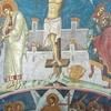 Crucifixion Of Christ Visoki De C 4 8 Dani Monastery