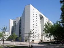 Building Of The State Key Laboratory For Crystal Materials