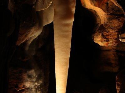 The Crystal King In The Caverns