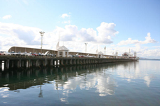 Cunningham Pier Has Been Refurbished For Tourists