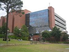 Robertson Library In Bentley Campus