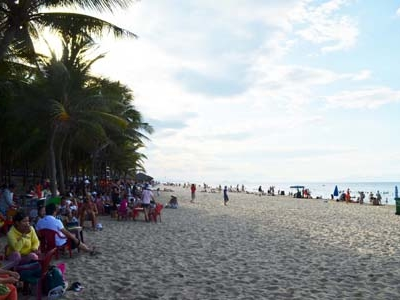 Cua Dai Beach