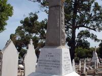 Fremantle Cementerio