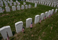 Confederates And Union Veterans Buried Side By Side