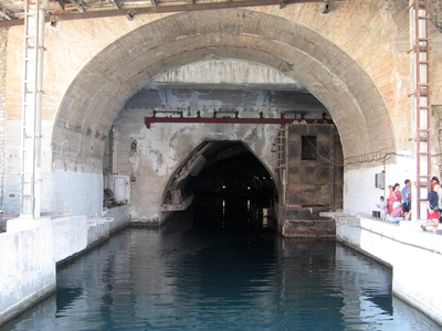 Tunnel In Balaklava