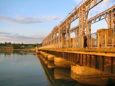 Bridge In Dubăsari