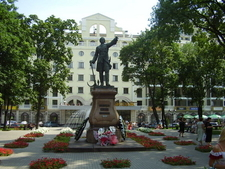 A Monument To Peter The Great