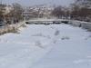 Snow Covered Otinja River