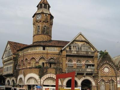 Dadabhai Naoroji Road - Mumbai - India