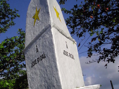 Monument For José Rizal