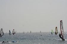 Windsurfing, Lagoon