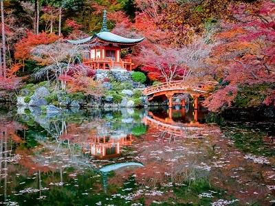 Daigo Ji Temple