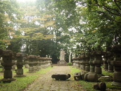 Dainenji Date Tomb