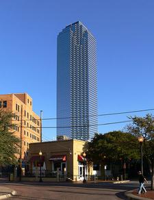 Dallas Bank Of America Plaza