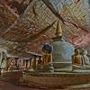 Dambulla Cave Temple Interior