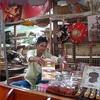 Damnoen Saduak Floating Holiday Market