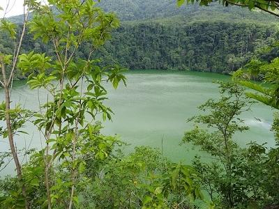 Danau Tolire Besar & Gunung Api Gamalama - Ternate Island