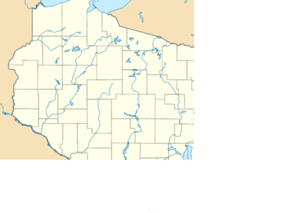 Danbury Is Located In Wisconsin