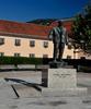 Daniel-Swarovski Monument-Wattens Austria