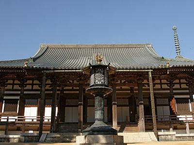 Danjogaran Kondo, The Main Hall Of Mt. Kōya