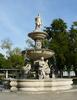 Danubius-kút, Erzsébet Tér